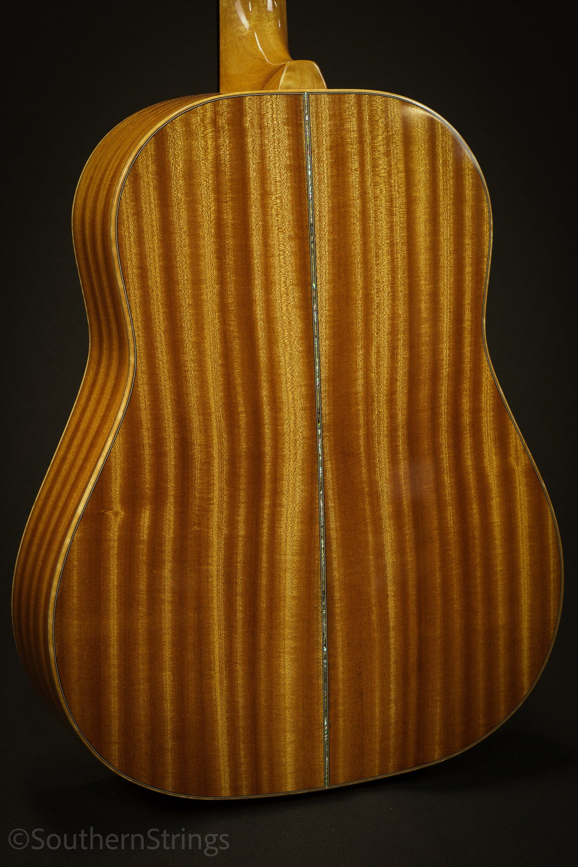Circle Strings Mahogany Slope Shoulder Dread
