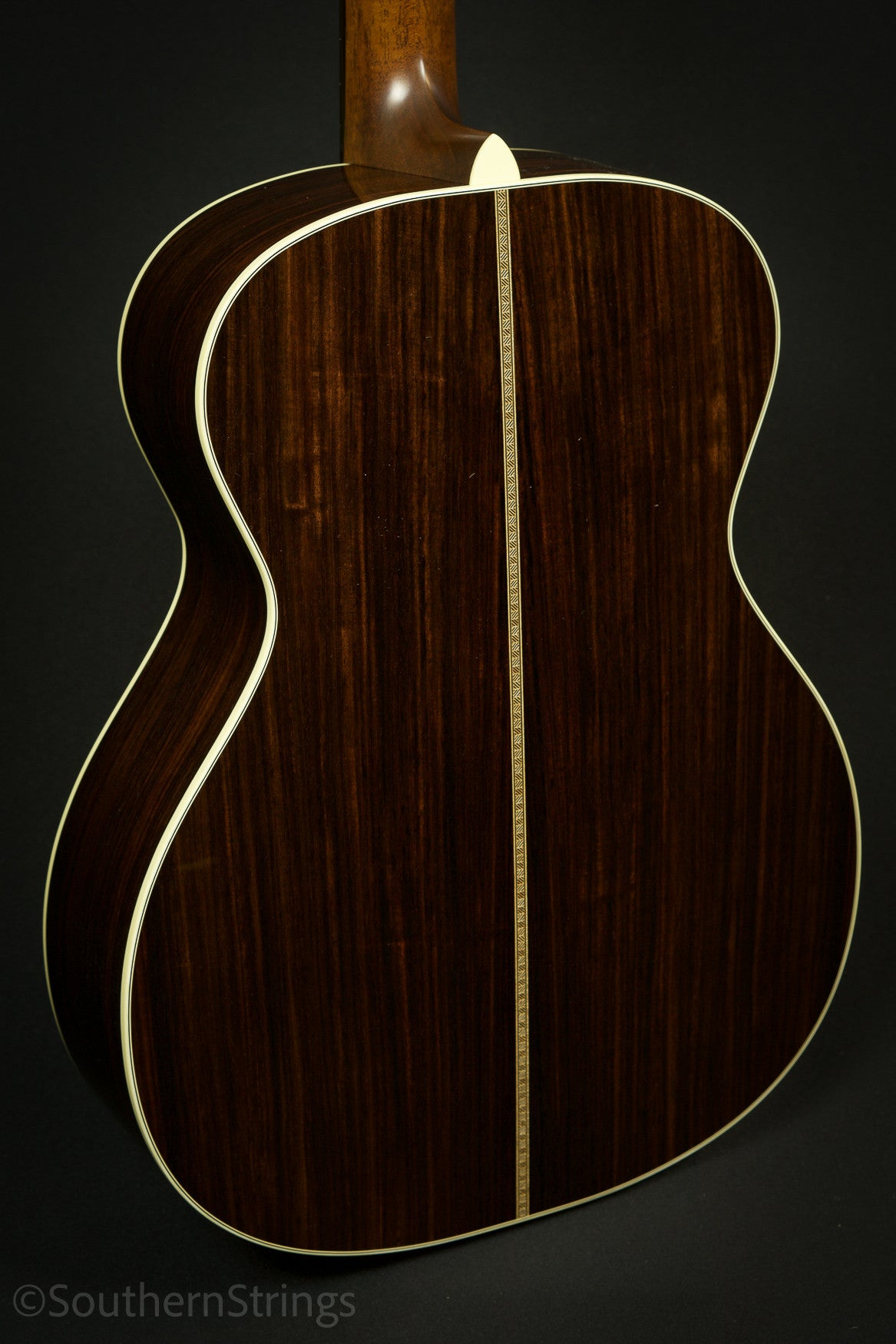 Preston Thompson East Indian Rosewood OM Guitar