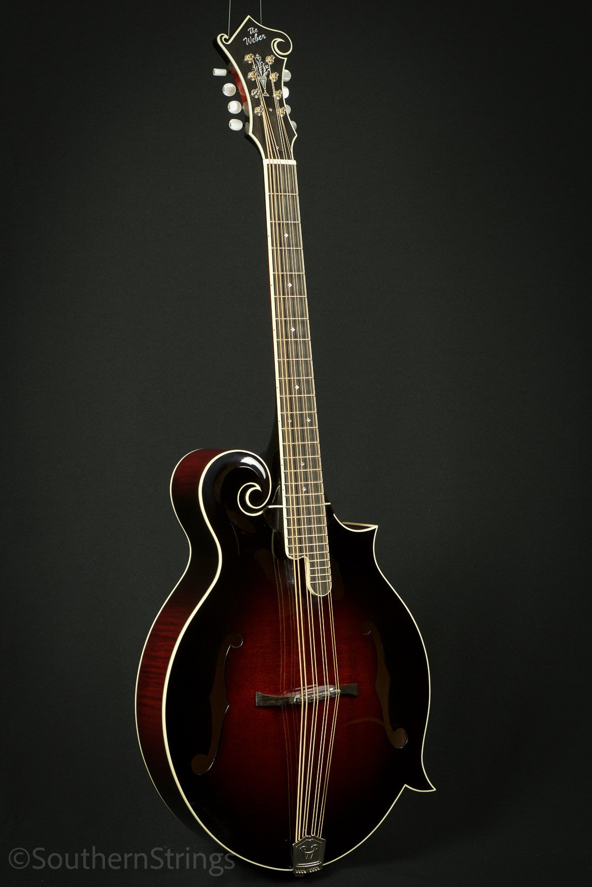 Weber Yellowstone F Mandocello