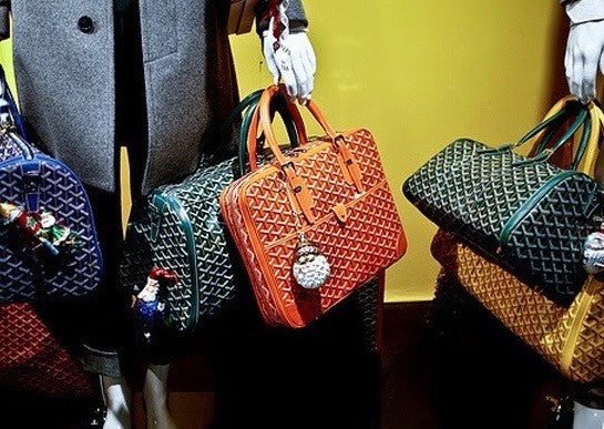 GOYARD: THE QUIET ACHIEVER.