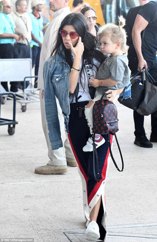 kourtney-kardashian-backpack-louis-vuitton