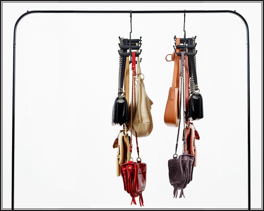 Milan Collection: Handbag Storage Hangers