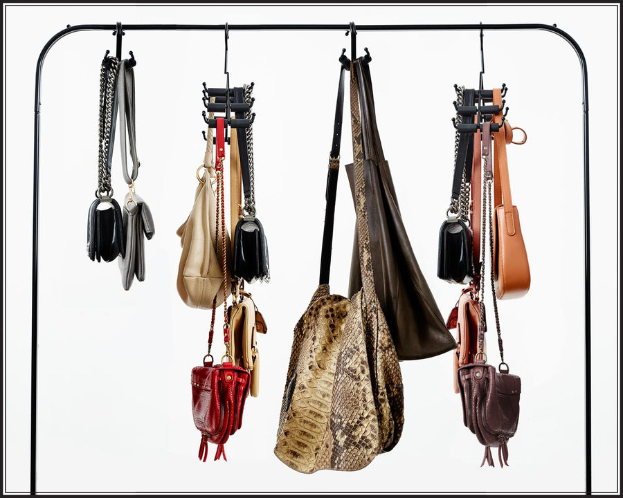 New York Collection: Handbag Storage Hangers