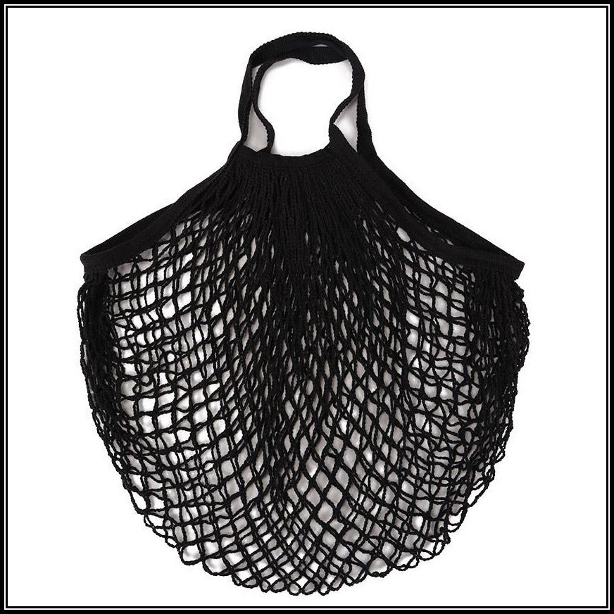 short handle net bag