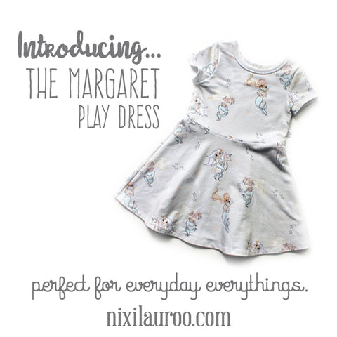 Introducing...our new DRESS! Meet Margaret.