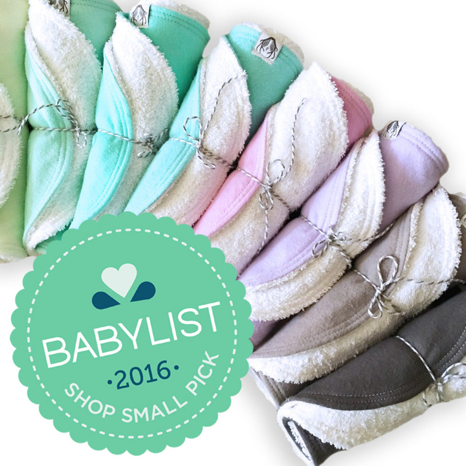 Nixi Lauroo is one of Baby List's Shop Small Picks for 2016!