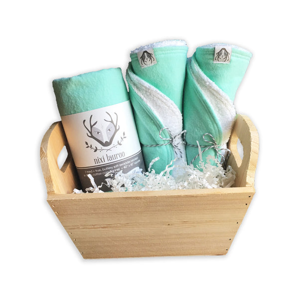 Welcome Home Gift Set, Sweet Mint
