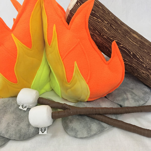Campfire Play Set; Classic Neon || MADE TO ORDER