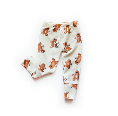 Nixi Lounge Pants; Gingerbread