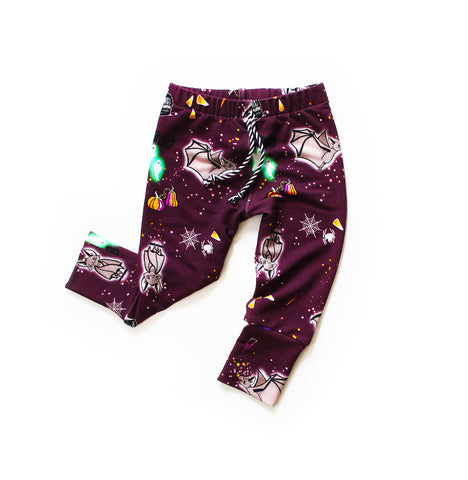 Nixi Lounge Pants: Halloween Treats