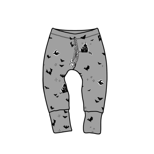 Nixi Lounge Pants: Spooky Shack