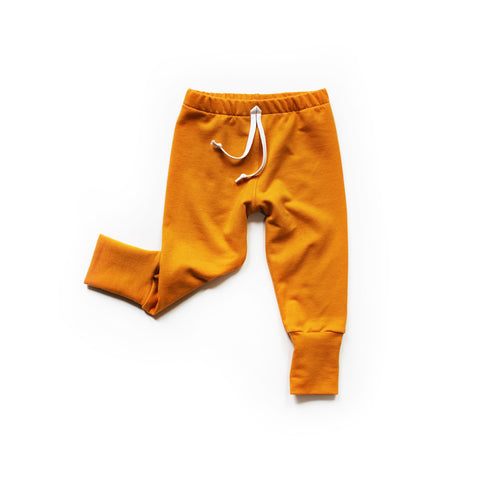 Nixi Lounge Pants: Goldenrod
