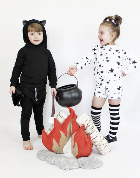 Campfire Play Set; Pumpkin Spice || MADE TO ORDER