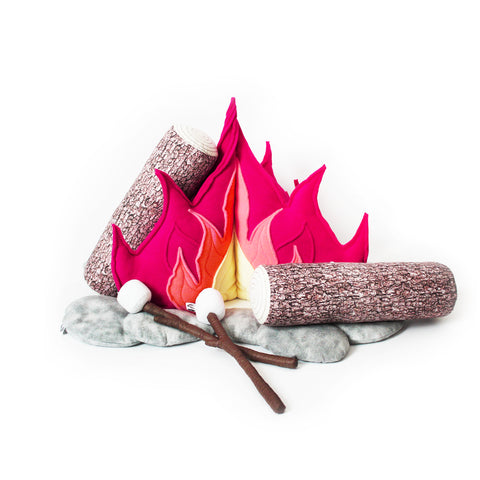NEW! Campfire Play Set; Roaring Raspberry || MADE TO ORDER