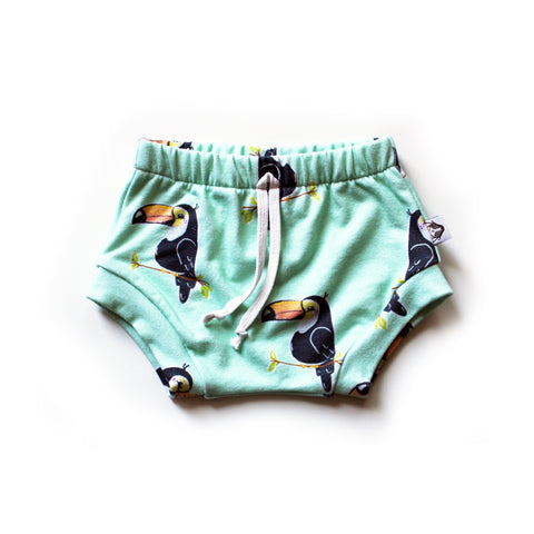 Nixi Shorties; Toucans