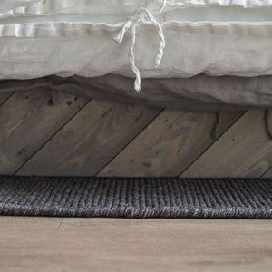 Chevron Bed Frame