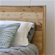 Load image into Gallery viewer, Reclaimed Wood Bed Frame Vancouver B.C.