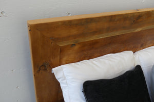 Recycled Wood Bed Frame