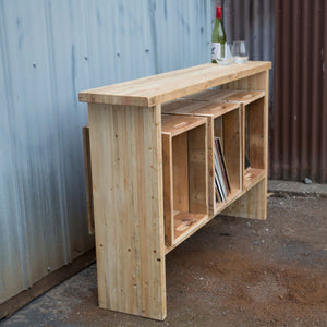 Display Wooden Crate Vancouver B.C. Wood Shop Wholesale or Retail