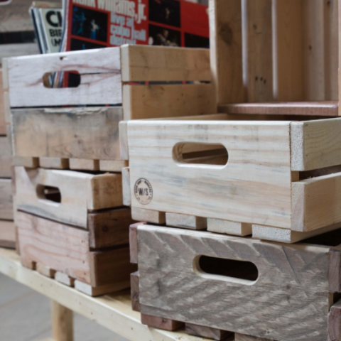 Wooden Crates Vancouver B.C wholesale and retail