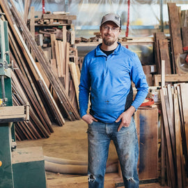 Chris Wood Shop Workers Coop Vancouver BC