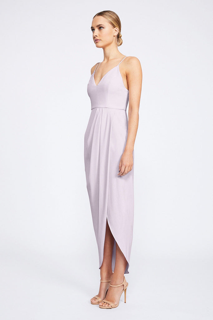 CORE COCKTAIL DRESS - LILAC