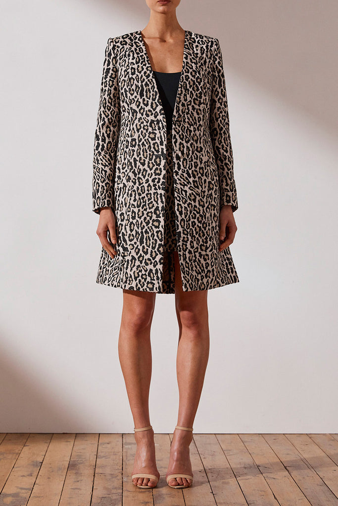 ZIGGY SLIMLINE COAT
