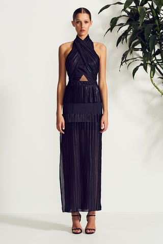 ZANZIBAR CROSS OVER MAXI DRESS
