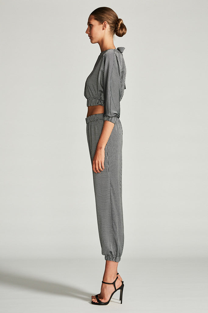 MIRAGE ELASTICATED TRACK PANT