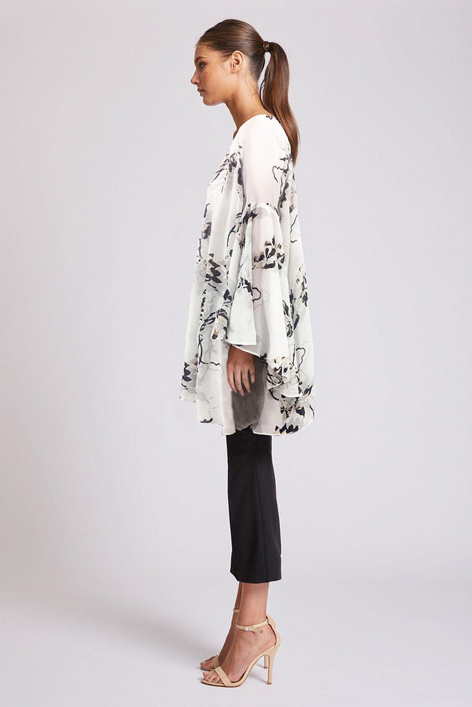 APPARITION FLARED SLEEVE TUNIC