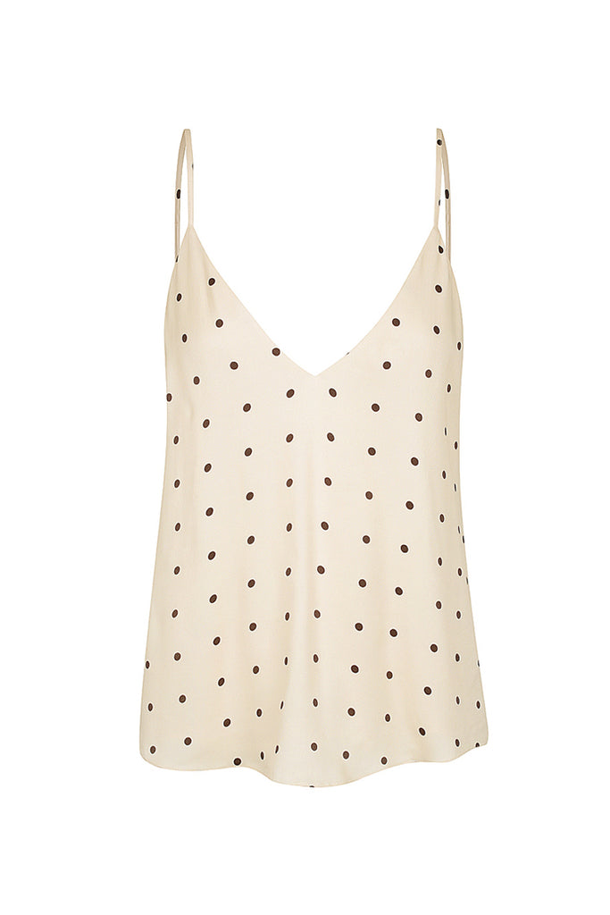 O'DELL CAMISOLE - CREAM