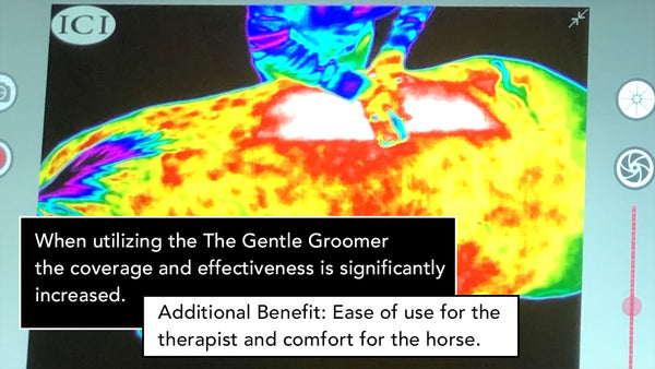 Striphair thermal imaging increase circulation