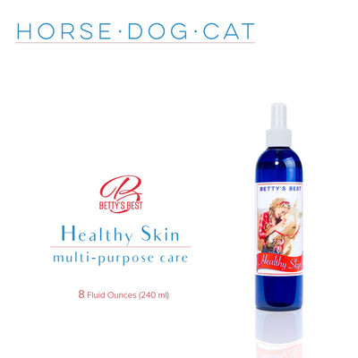 Betty's Best Healthy Skin - 8oz bottle
