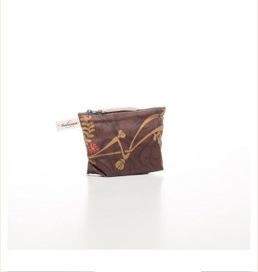 Pouch Small Organizer - Red Wine