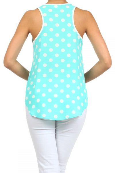 Minnie's Mint Polka