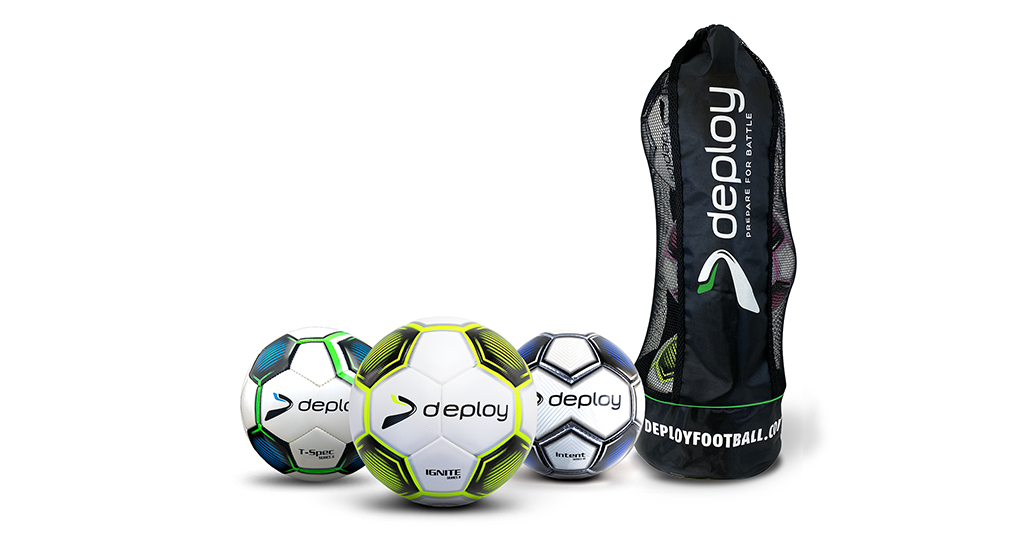 Deploy Football Sample Pack