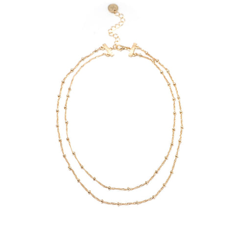 elle chain necklace