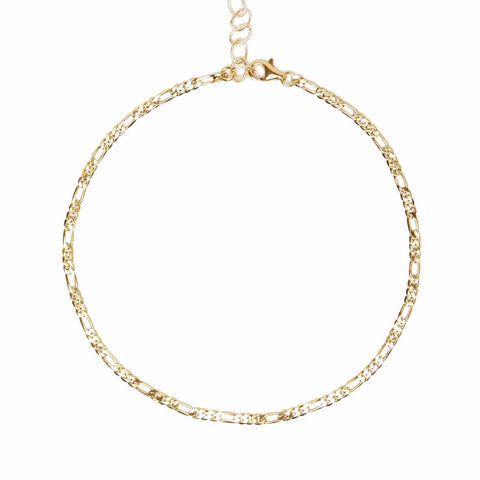 frasier sterling thin gold choker