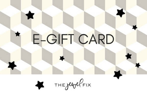THE JEWEL FIX E-GIFT CARD
