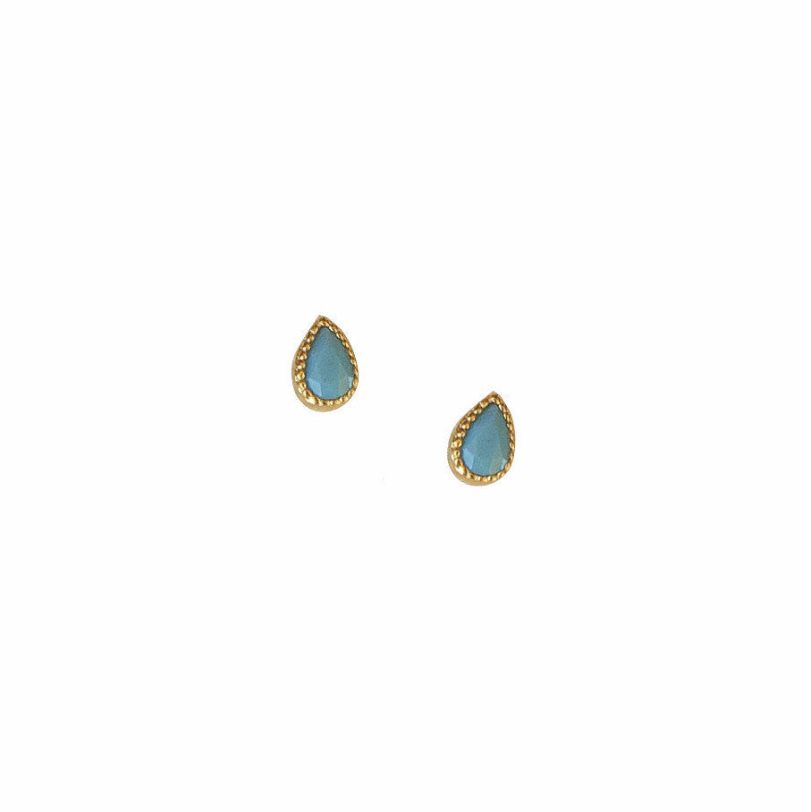 Earrings - RILEY EAR STUDS