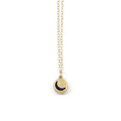 Necklace - MOON RAY NECKLACE
