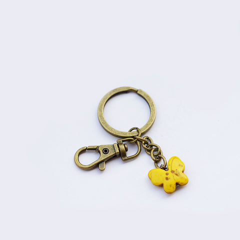 Butterfly Keychain Personalised