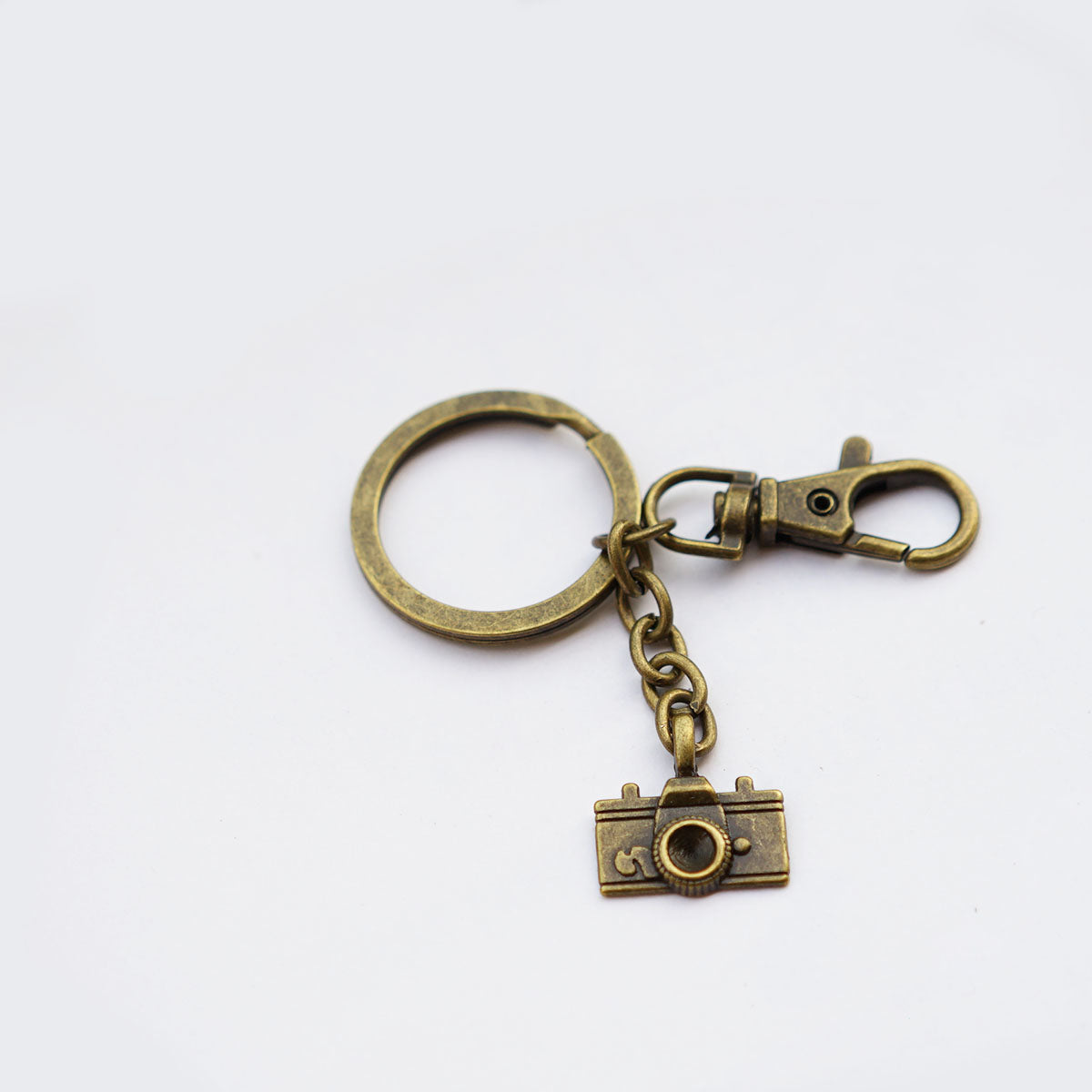 Camera Keychain Personalised