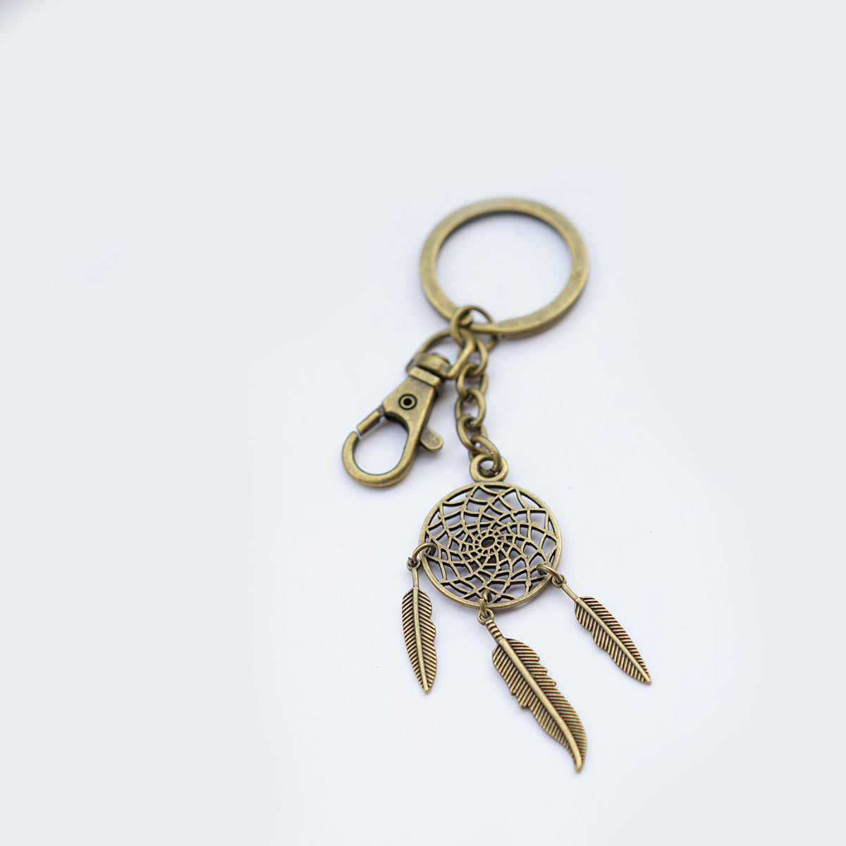 Dream Catcher Keychain Personalised