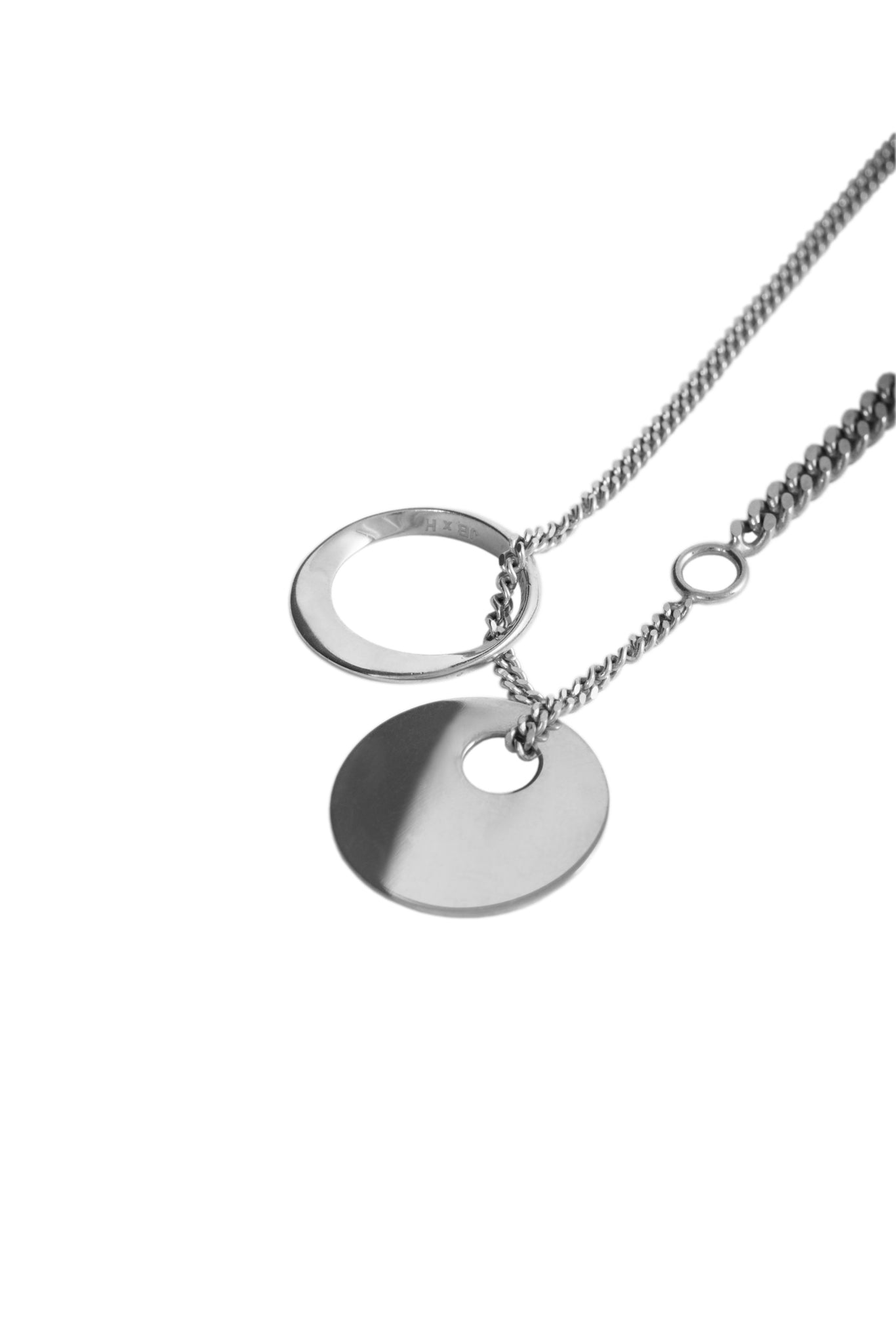 TRUST Necklace silver