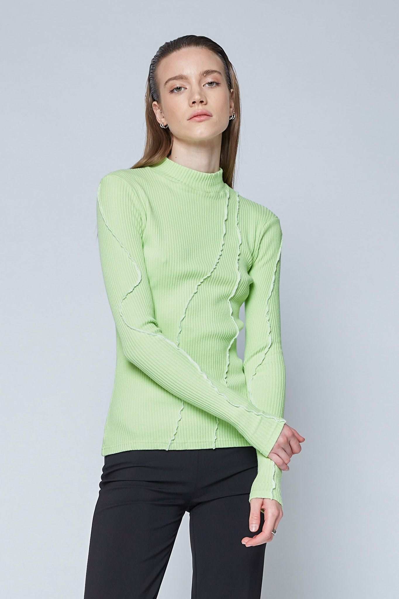 Tilia Seam Top
