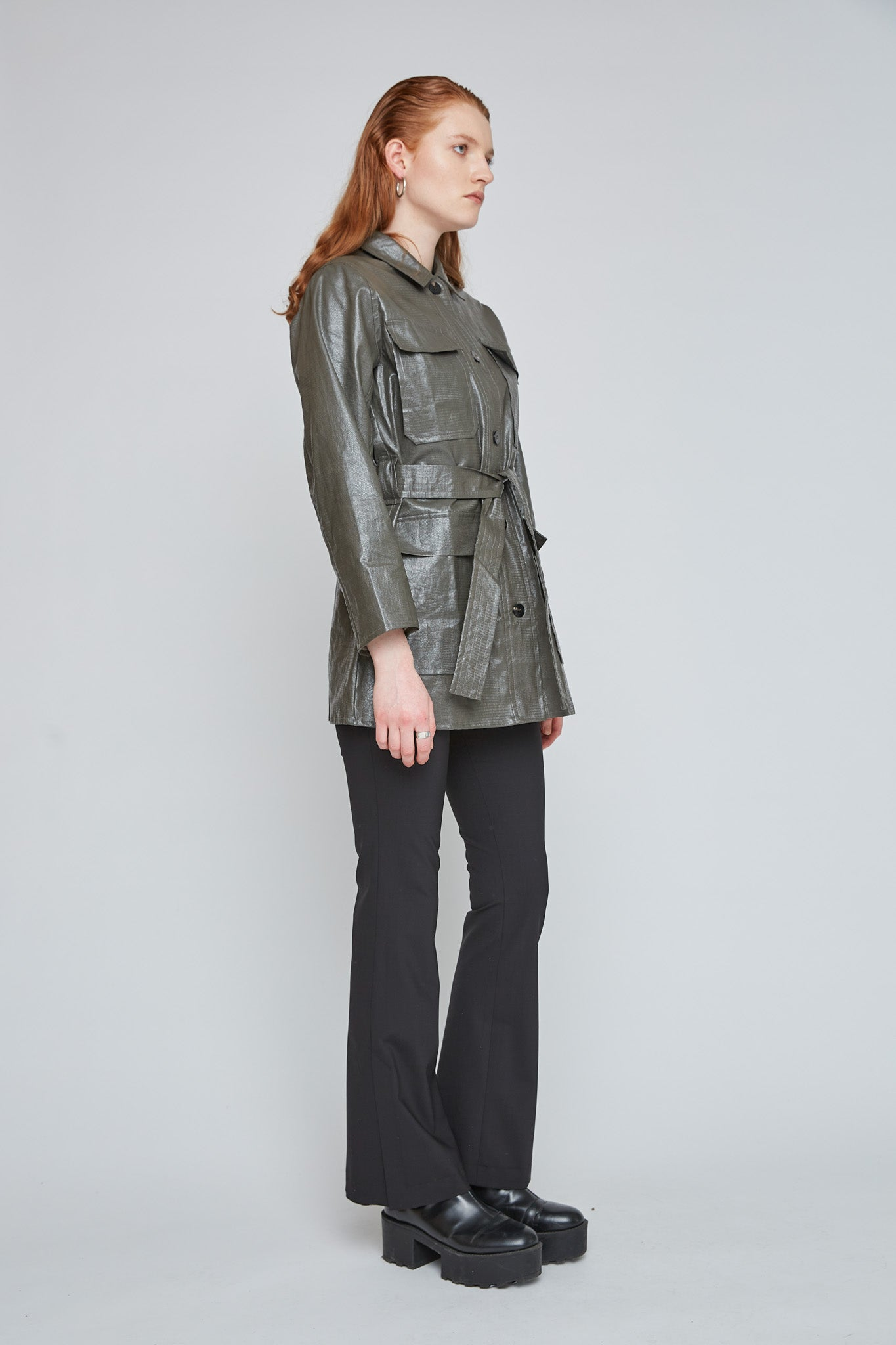 Marjon Jacket-Blouse