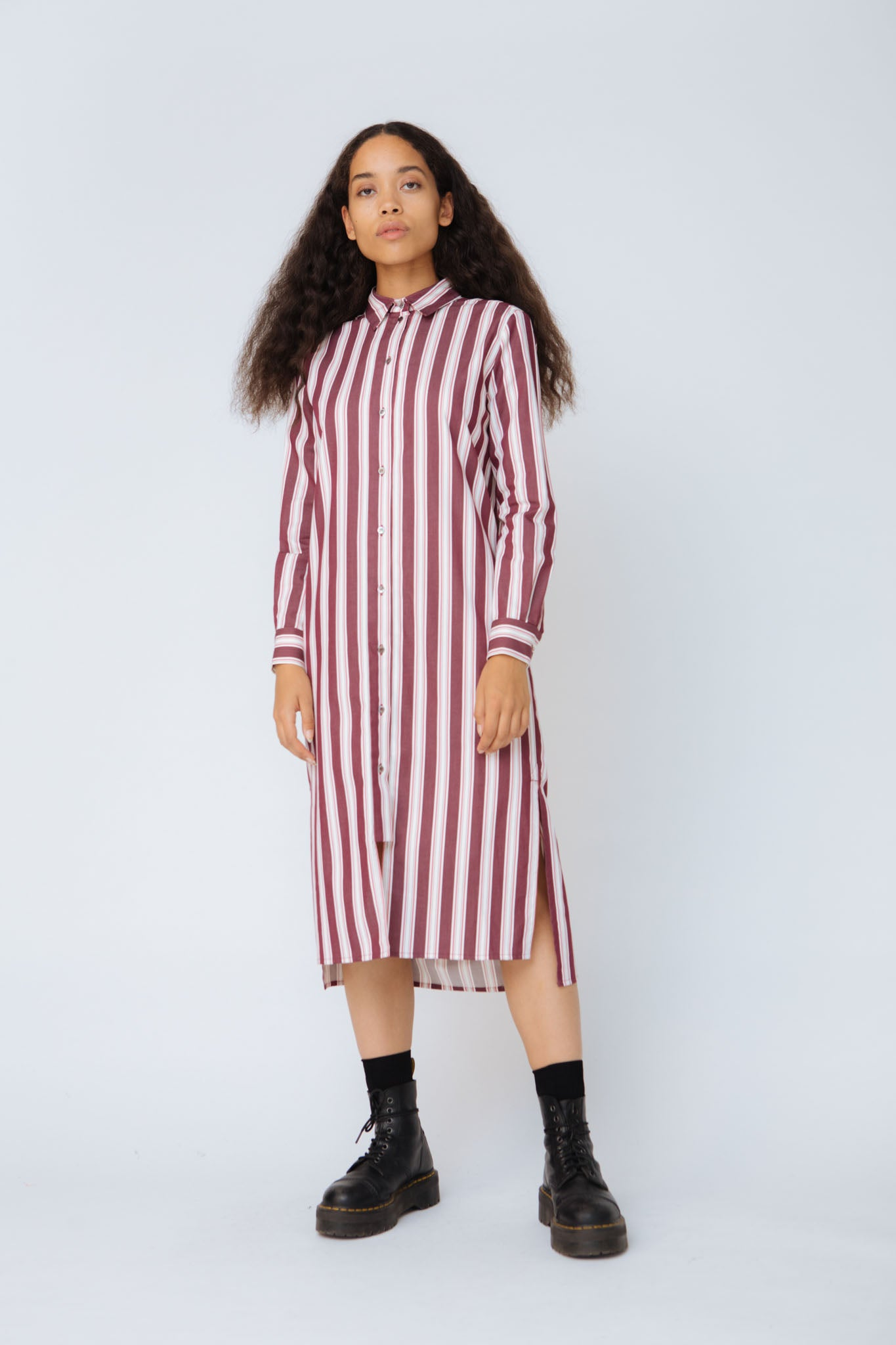 Nera Shirt Dress