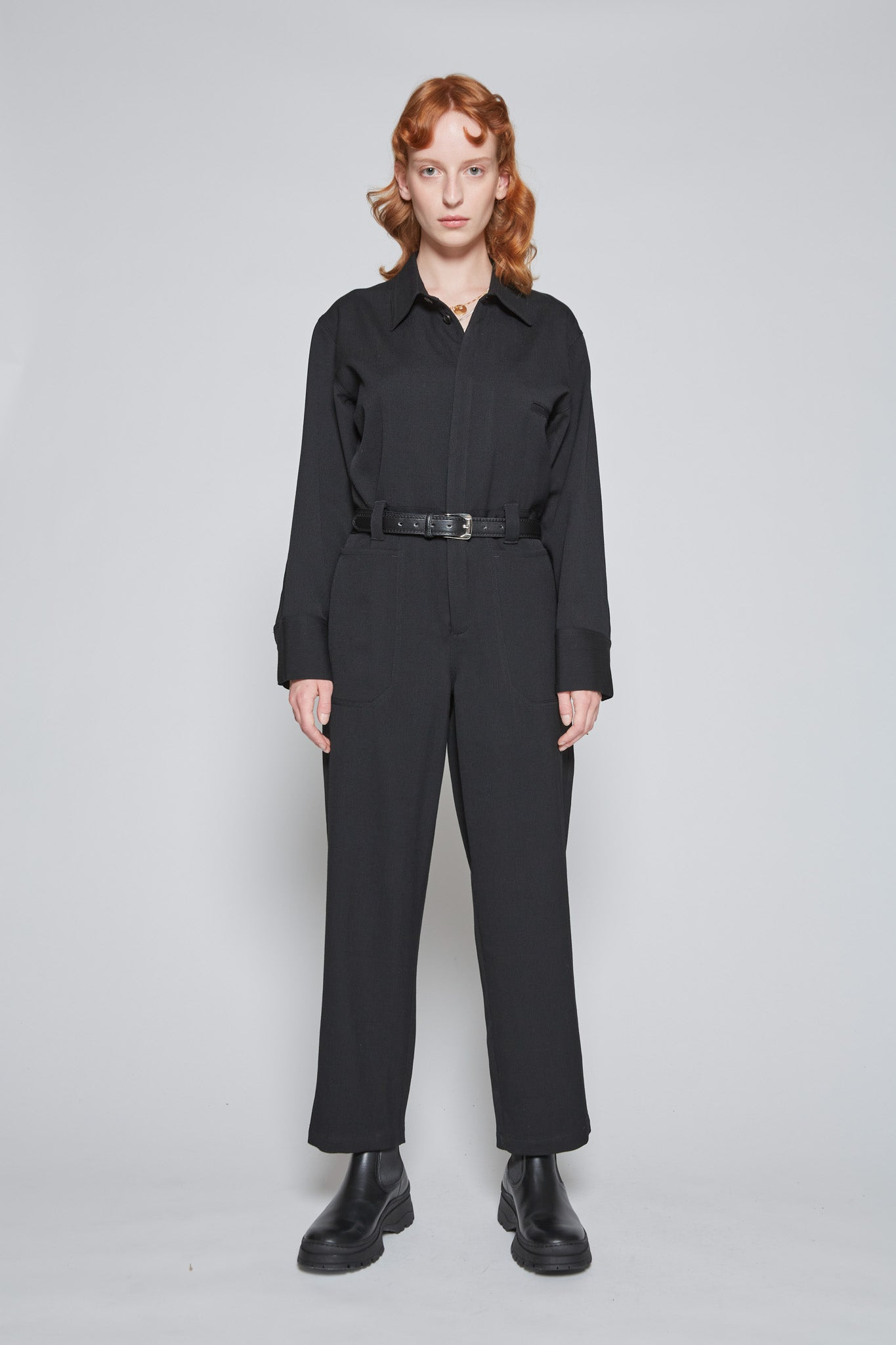 Bruni Winter Jumpsuit