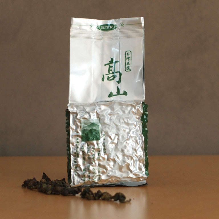 Amber-Honey Light Oolong 琥珀蜜烏龍 75g